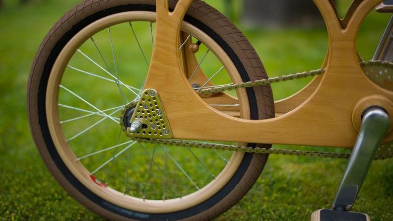 Für 20-Zoll-Räder gedacht. (Foto: Wooden Widget)