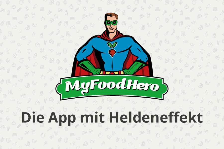 Die App ist das Herz von MyFoodHero. (Foto: Digitack GmbH)