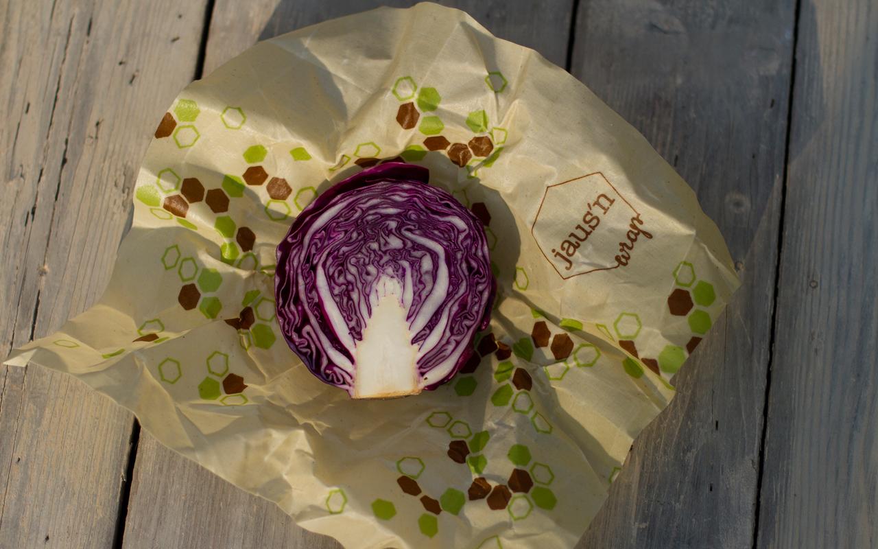 Brot und Gemüse bleiben länger frisch. (Foto: Benedikt Wurth / Jaus'n Wrap)