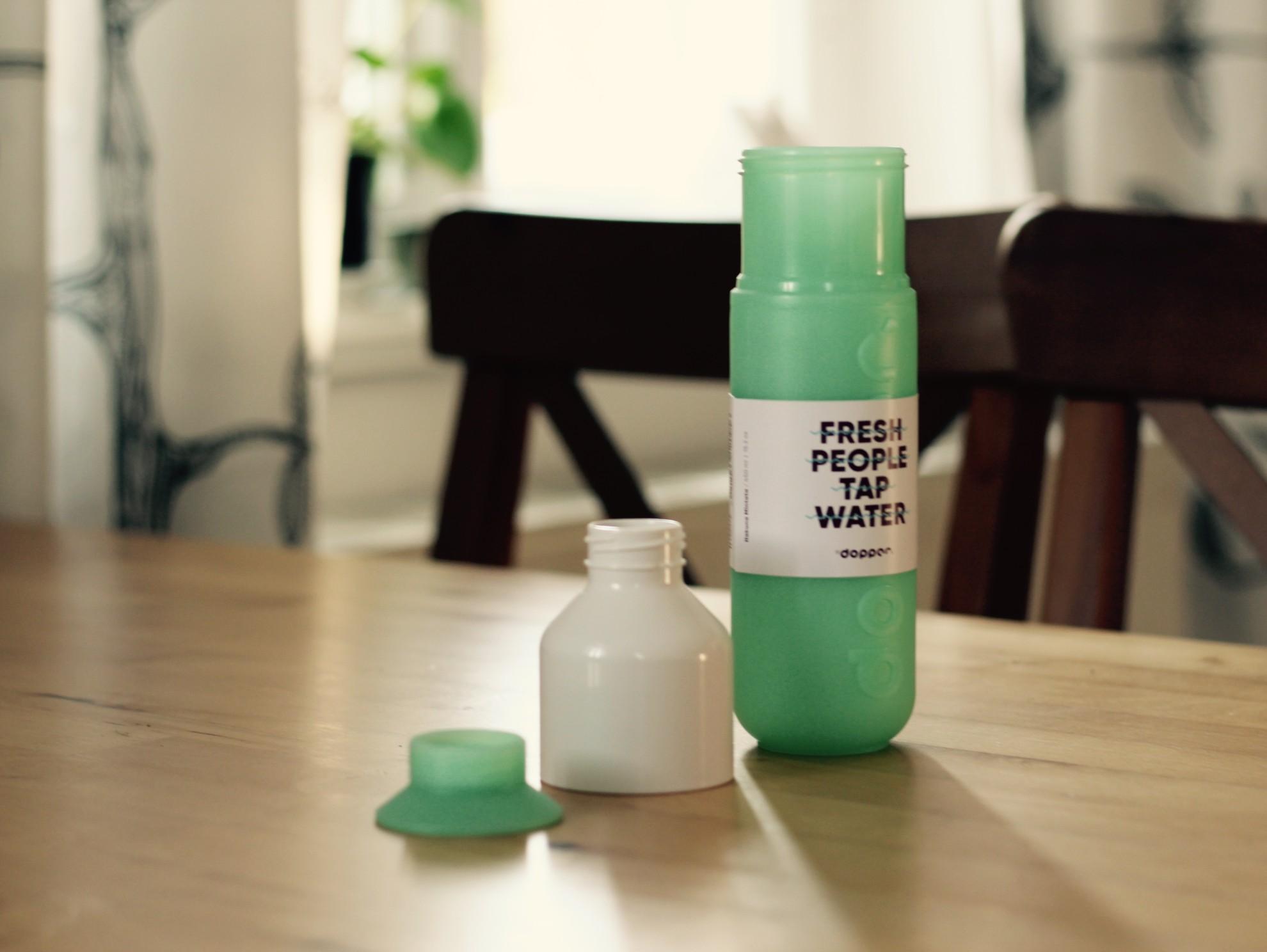 Die Dopper Flasche in Hakuna Mintata Mintgrün