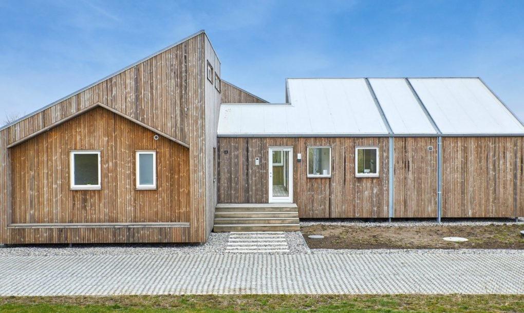 Was macht dieses Gebäude zum biologischen Haus? (Foto: Een til Een)