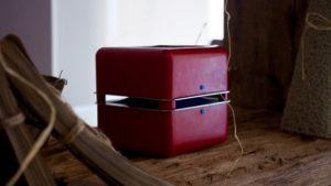 Verschiedene Farben erhältlich. Holz bleibt aber der Haupt-Bestandteil. (Foto: Geizeer)