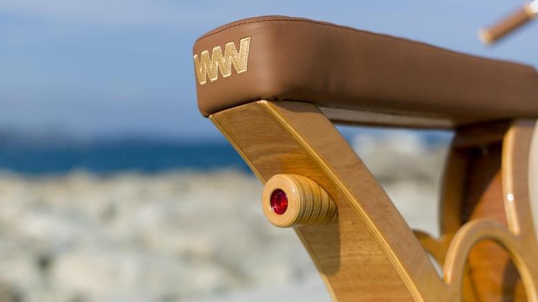 Holzreste werden noch verwendet. (Foto: Wooden Widget)