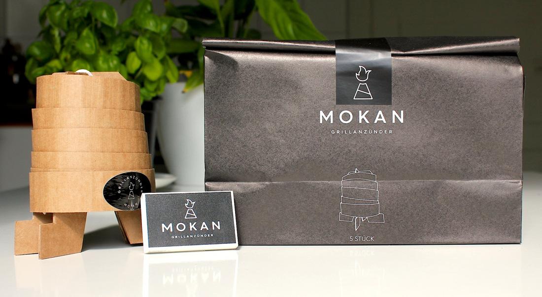Die Verpackung ist ebenfalls umweltfreundlich. (Foto: Mokan)