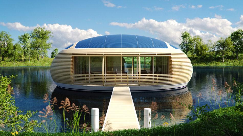 Ein faszinierendes Design. (Foto: EcoFloLife)