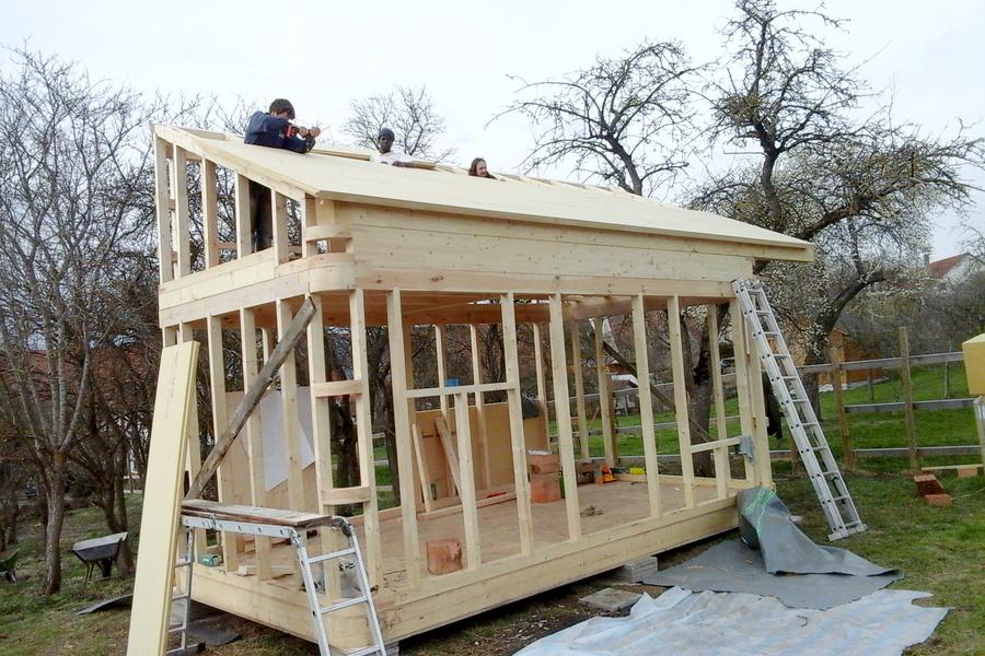 Die Holzkonstruktion alleine kostet unter 30.000 Euro. (Foto: Ownhome)