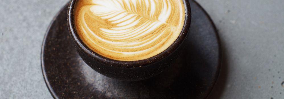 Kaffeetasse aus Kaffee. (Foto: Kaffeeform)