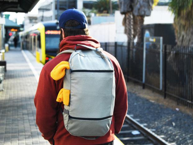 Ein großer Rucksack. (Foto: 8hz LLC)
