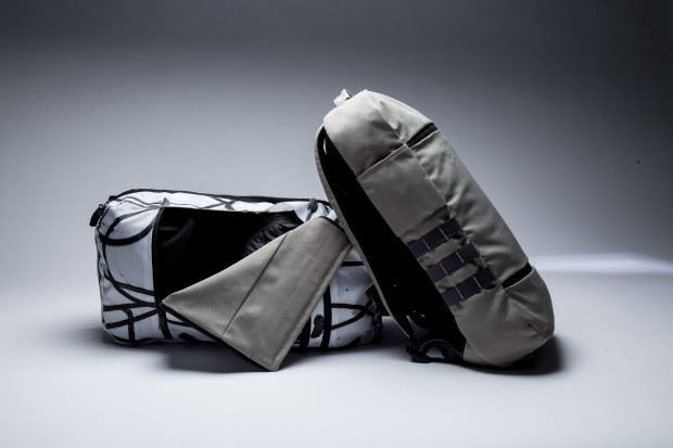 Der etwas andere Rucksack. (Foto: 8hz LLC)