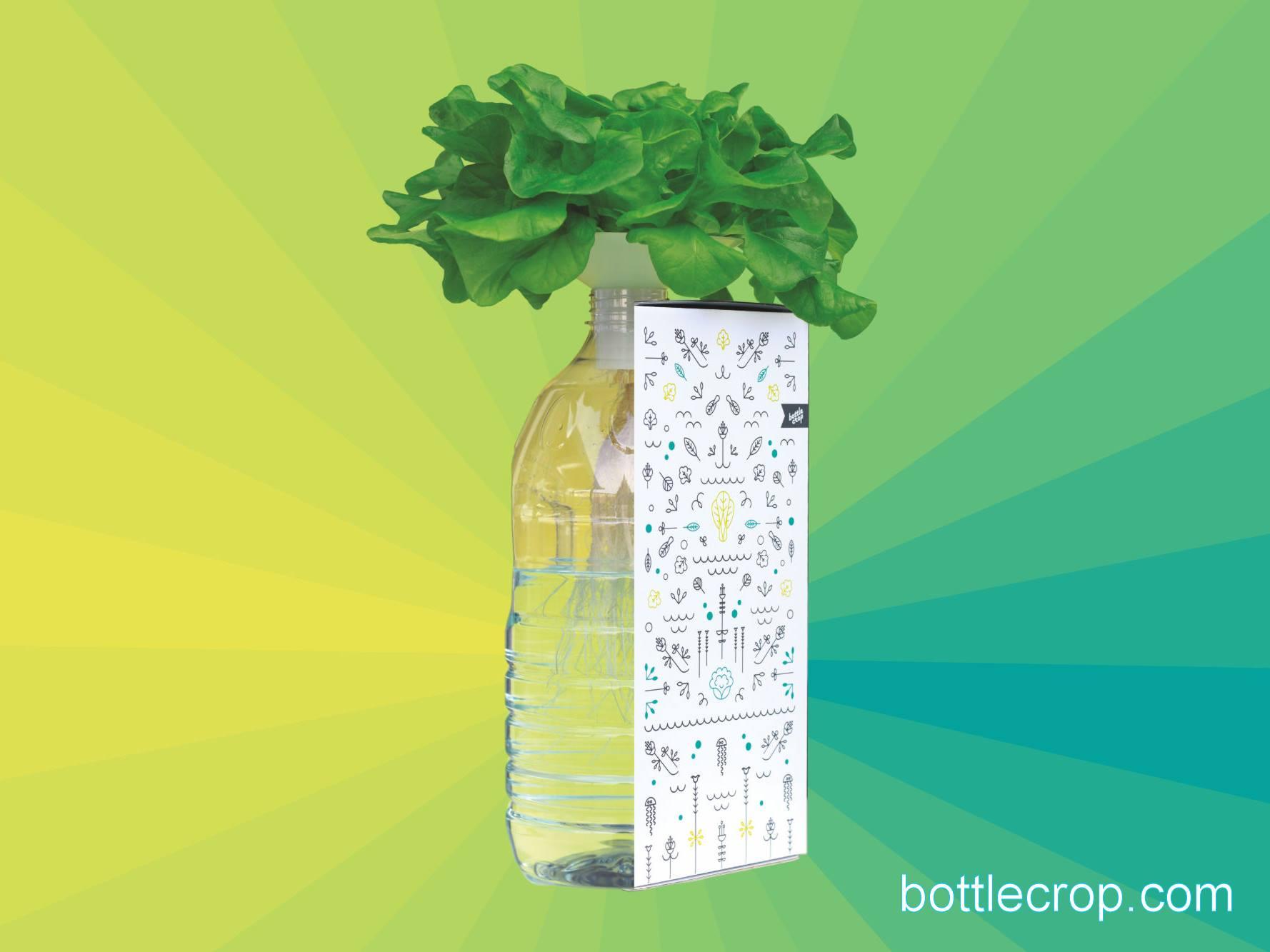 Wirklich nachhaltig? (Foto: BottleCrop / Integar)