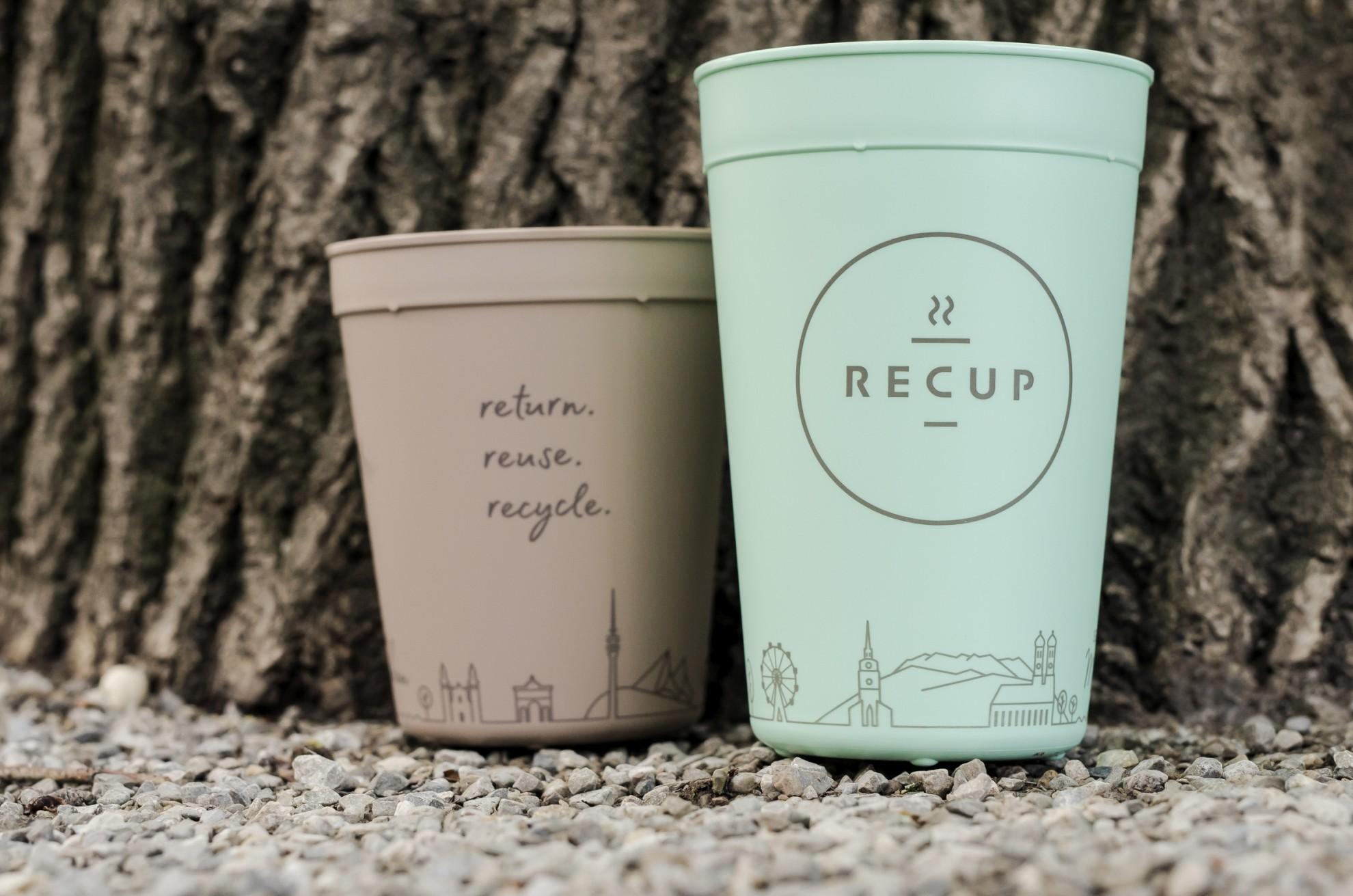 RECUP ist in zwei Größen erhältlich. (Foto: RECUP)