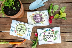 Auch ein Kalender für Kinder soll erscheinen. (Foto: Der Wachsende Kalender)