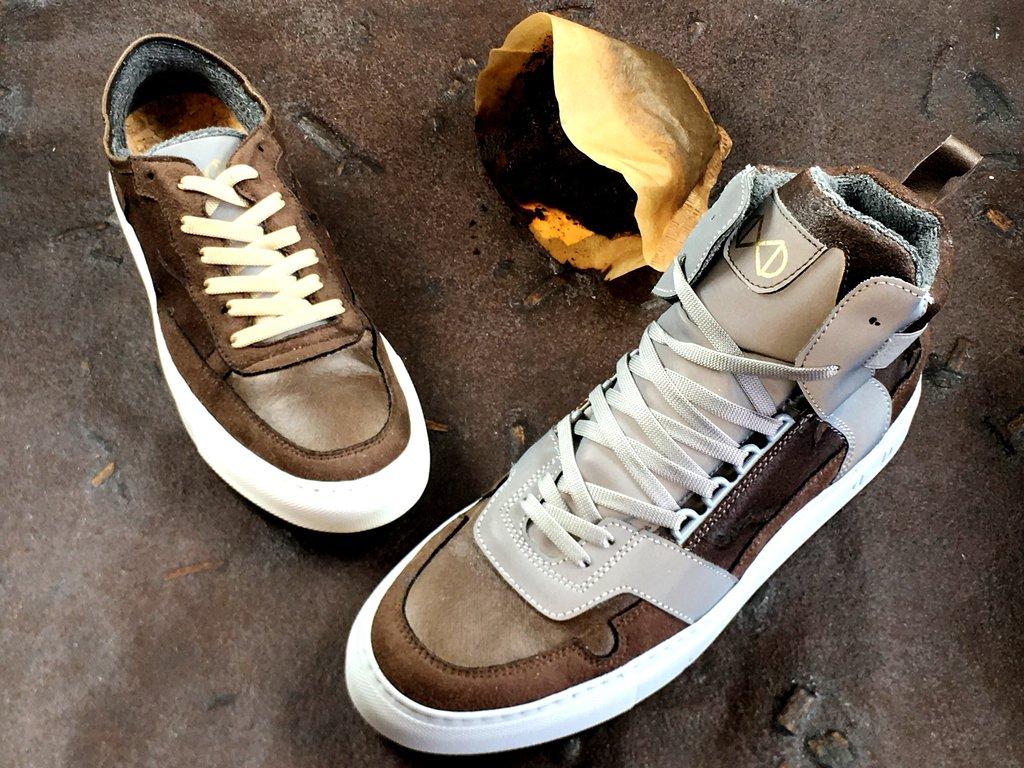 Schuhe aus Kaffee? Ja, richtig gelesen! (Foto: nat-2)