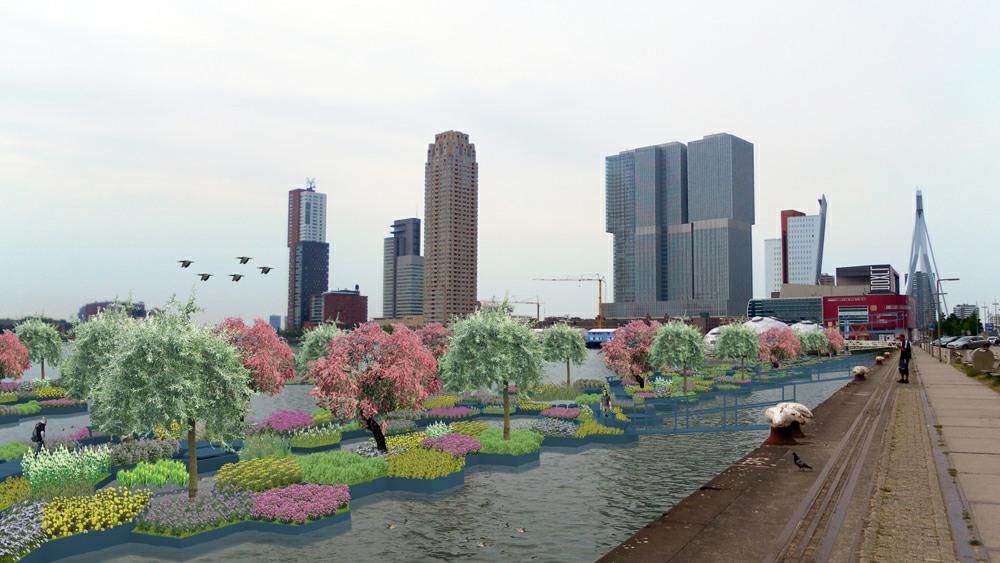 So soll der Recycled Park irgendwann einmal aussehen. (Foto: Recycled Park Foundation)