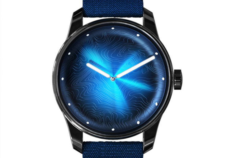 Edel, aber auch nicht außergewöhnlich teuer - die Armbanduhr Awake. (Foto: Awake Watches)