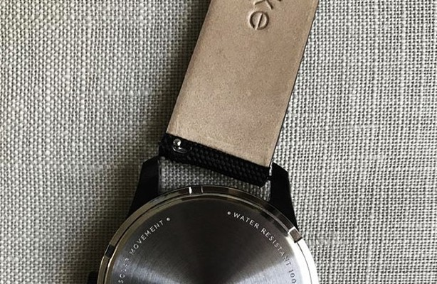 Das Armband könnt ihr schnell wechseln. (Foto: Awake Watches)