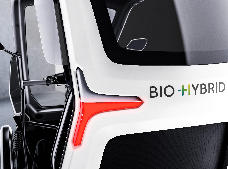 Bio Hybrid stammt von einer Startup-Ausgründung des Konzerns Schaeffler. (Foto: Schaeffler Bio-Hybrid)