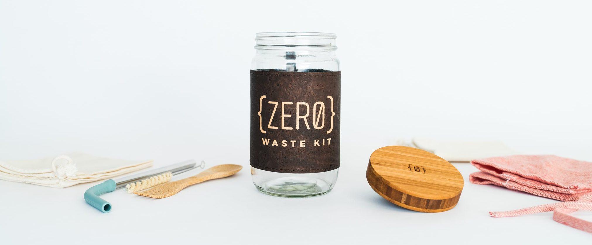Bambus, Kork und Glas. (Foto: Zero Waste Kit)