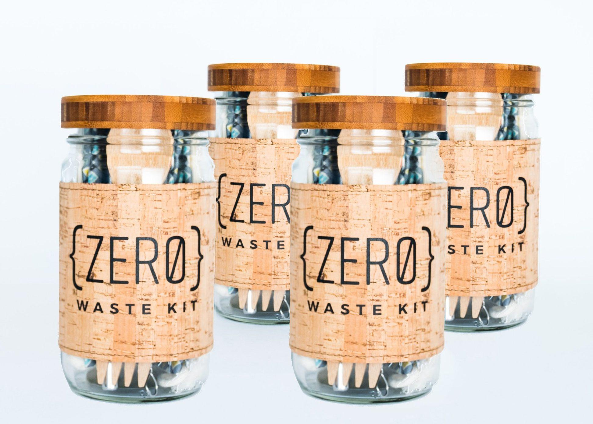 Müll vermeiden soll einfach und hip sein. (Foto: Zero Waste Kit)