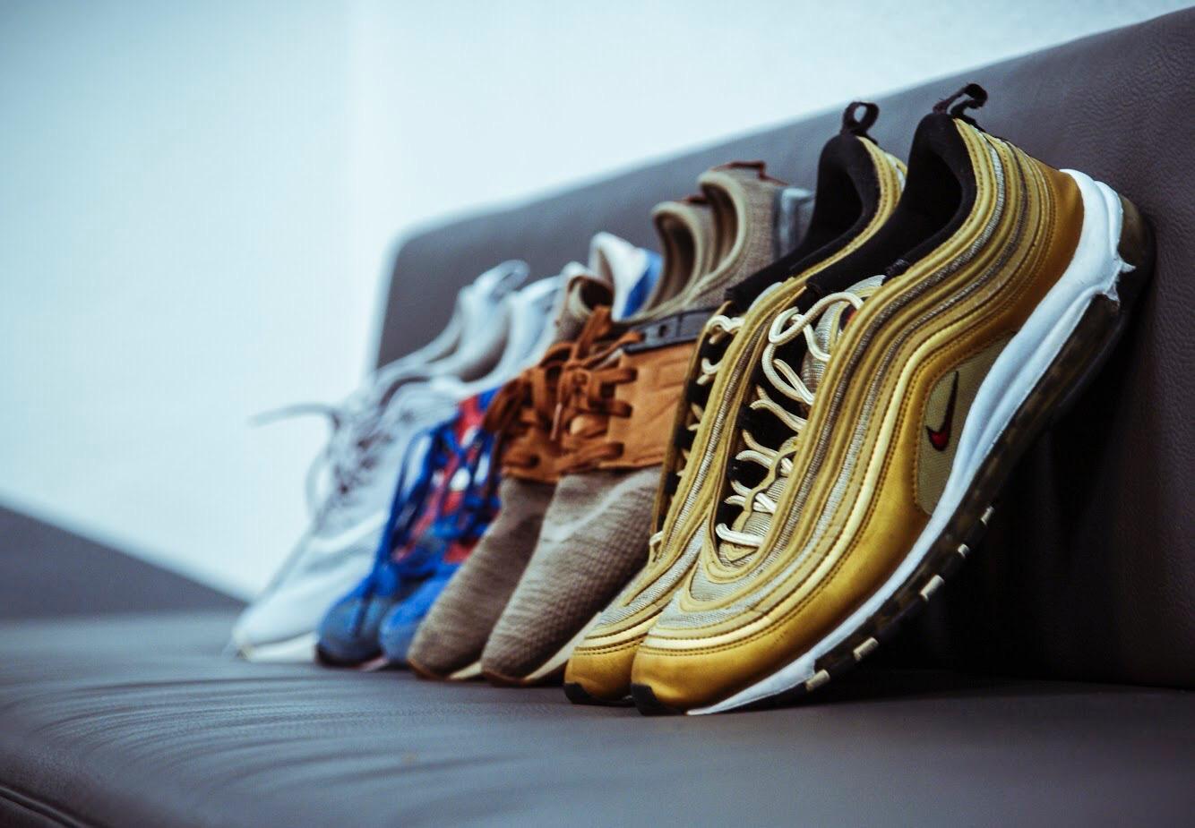 Wozu wegschmeißen, wenn man Sneakers auch reparieren kann? (Foto: Sneaker Rescue)