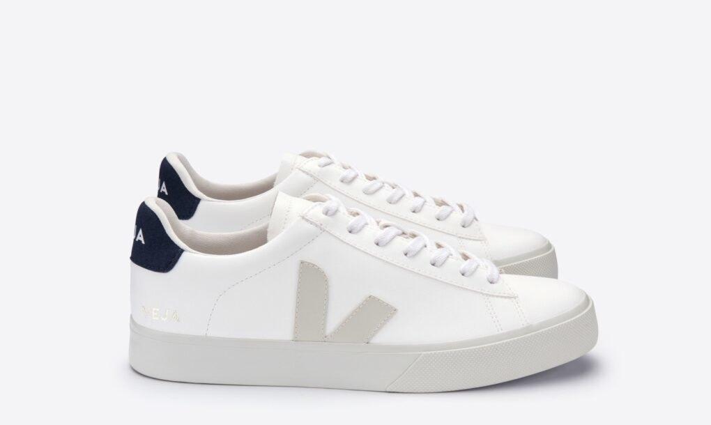Etwas über 100 Euro kosten die Schuhe der Campo-Reihe. (Foto: Veja)