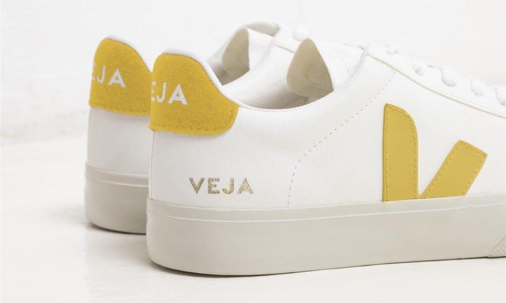Man erkennt keinen Unterschied zu herkömmlichen Sneakers. (Foto: Veja)