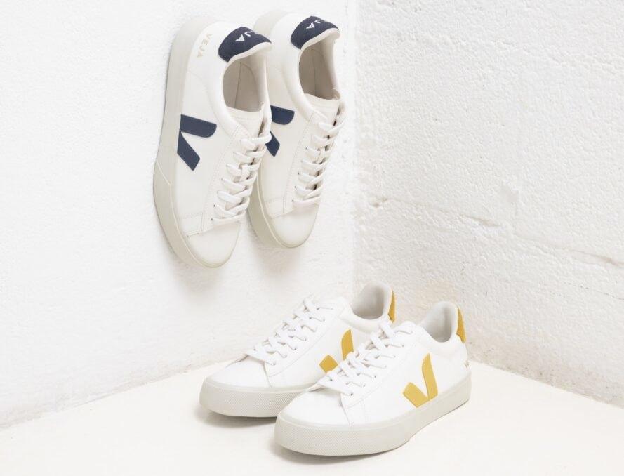 Interessanter Ansatz für den Schuh der Zukunft. (Foto: Veja)