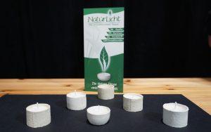 Das erfundene Material lässt sich auch für andere Produkte verwenden. (Foto: Natürlicht)