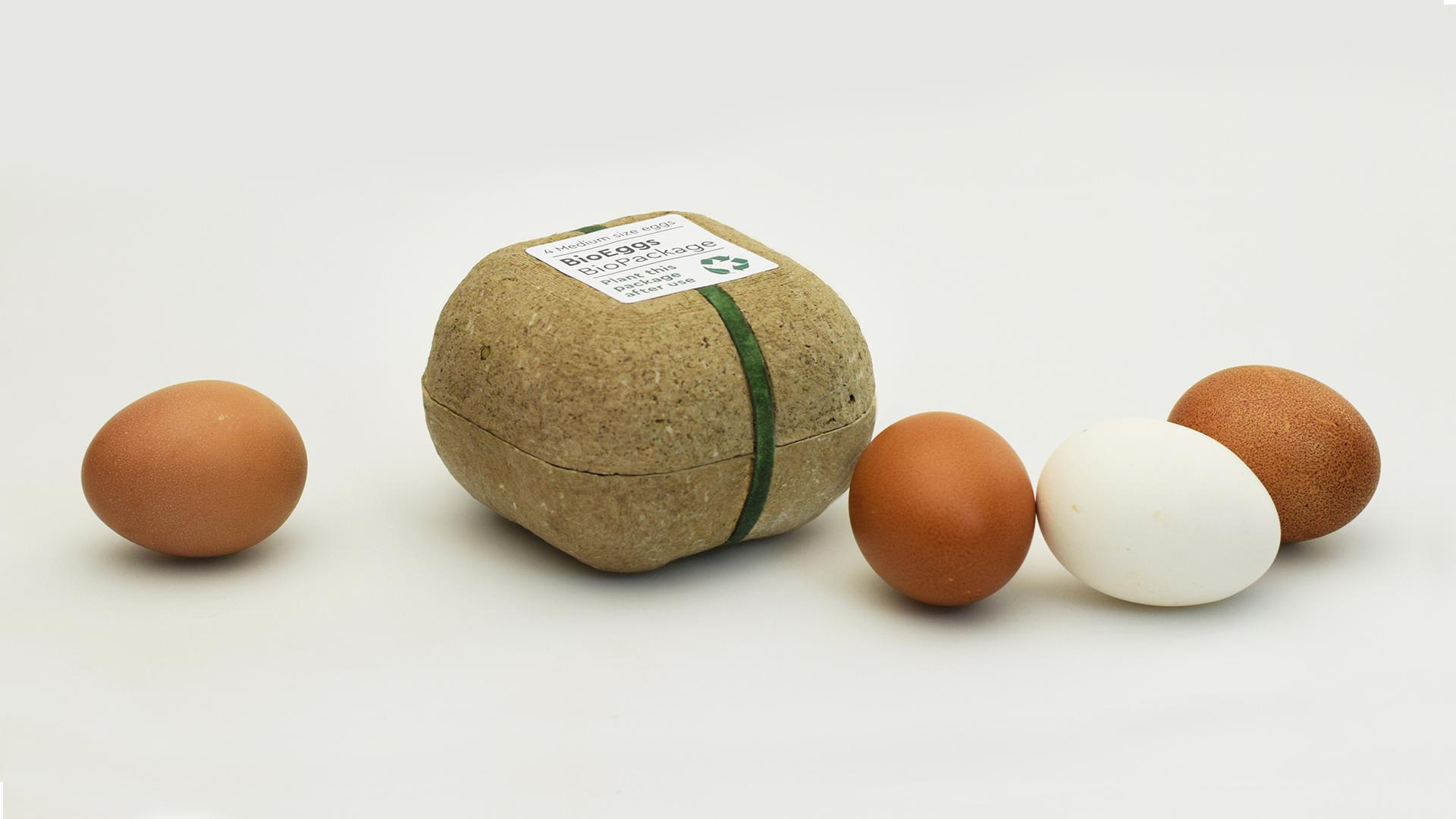 Sicher wäre Biopack auch für andere Produkte geeignet. (Foto: George Bosnas)
