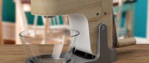Pino - Küchenmaschine ohne Strom. (Foto: Manuel Immler)
