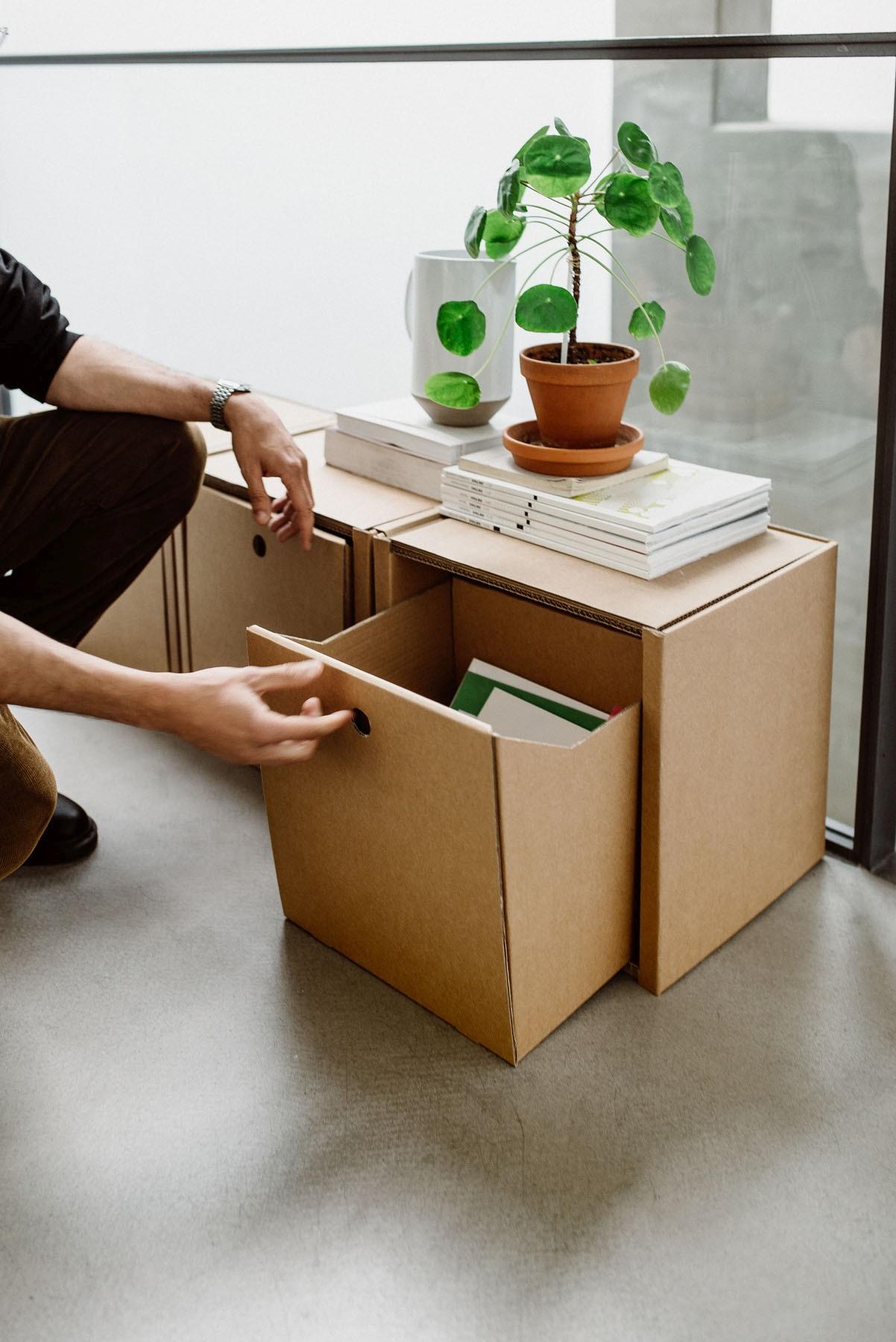 Schublade gefällig? (Foto: Room in a Box)
