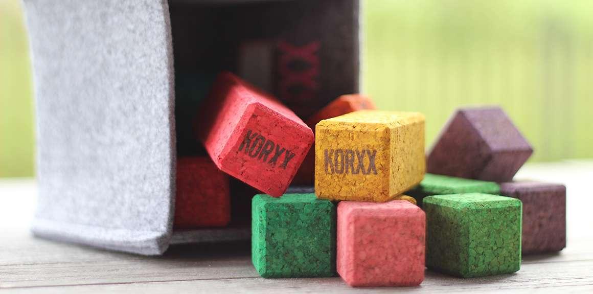 Anbieter wie Korxx sind im Vergleich zu den großen Konzernen eher Randerscheinungen in der Spielzeugbranche. (Foto: PLES GmbH)