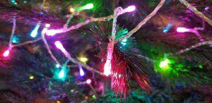 Was spricht gegen LED-Lichterketten? Wenn ihr sie viele Jahre verwendet, ist das kein Problem. (Foto: Sven Wernicke)