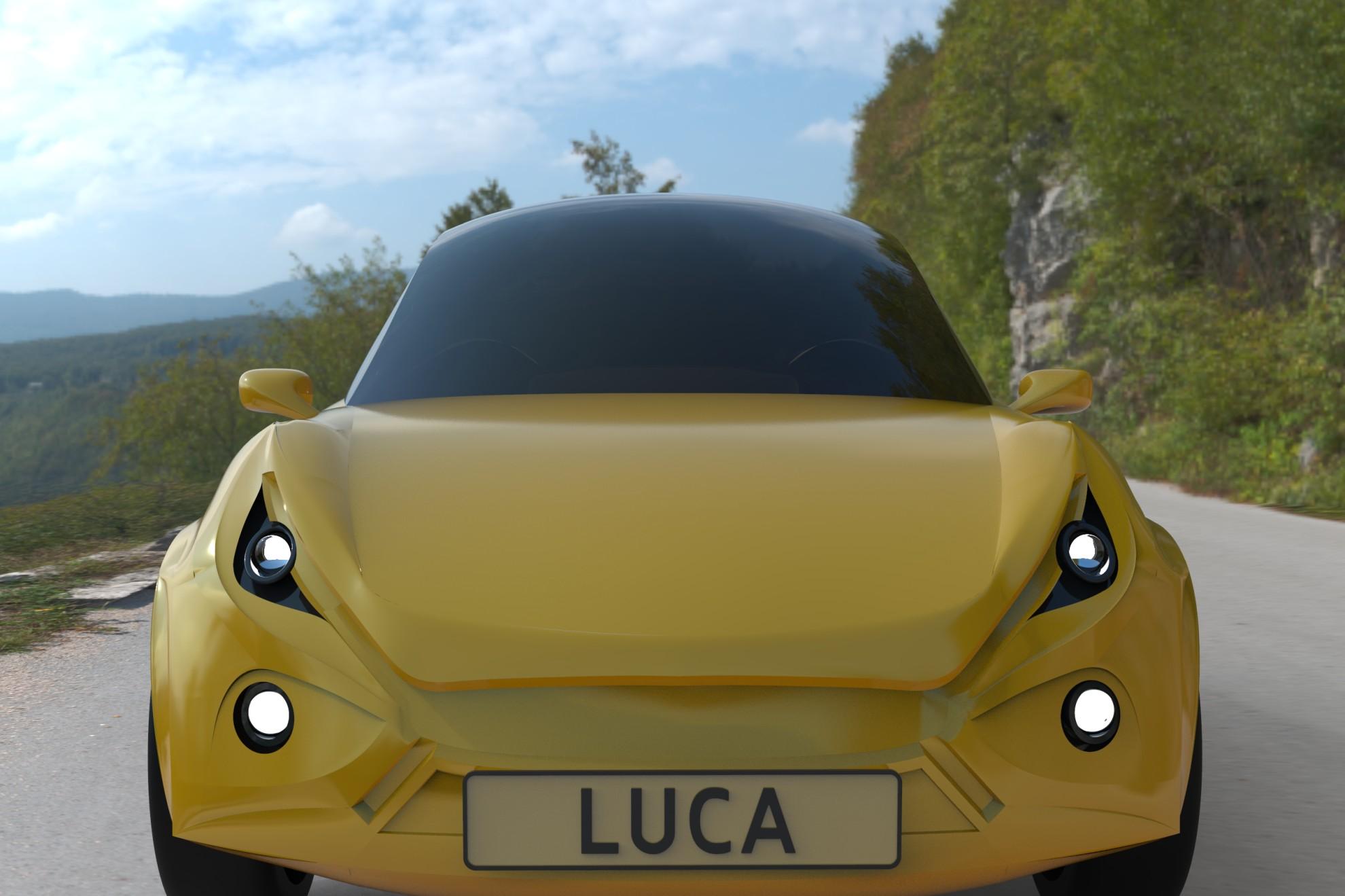Luca wäre ein guter Großstadt-Zweisitzer. (Foto: Luxion / TU/ecomotive)