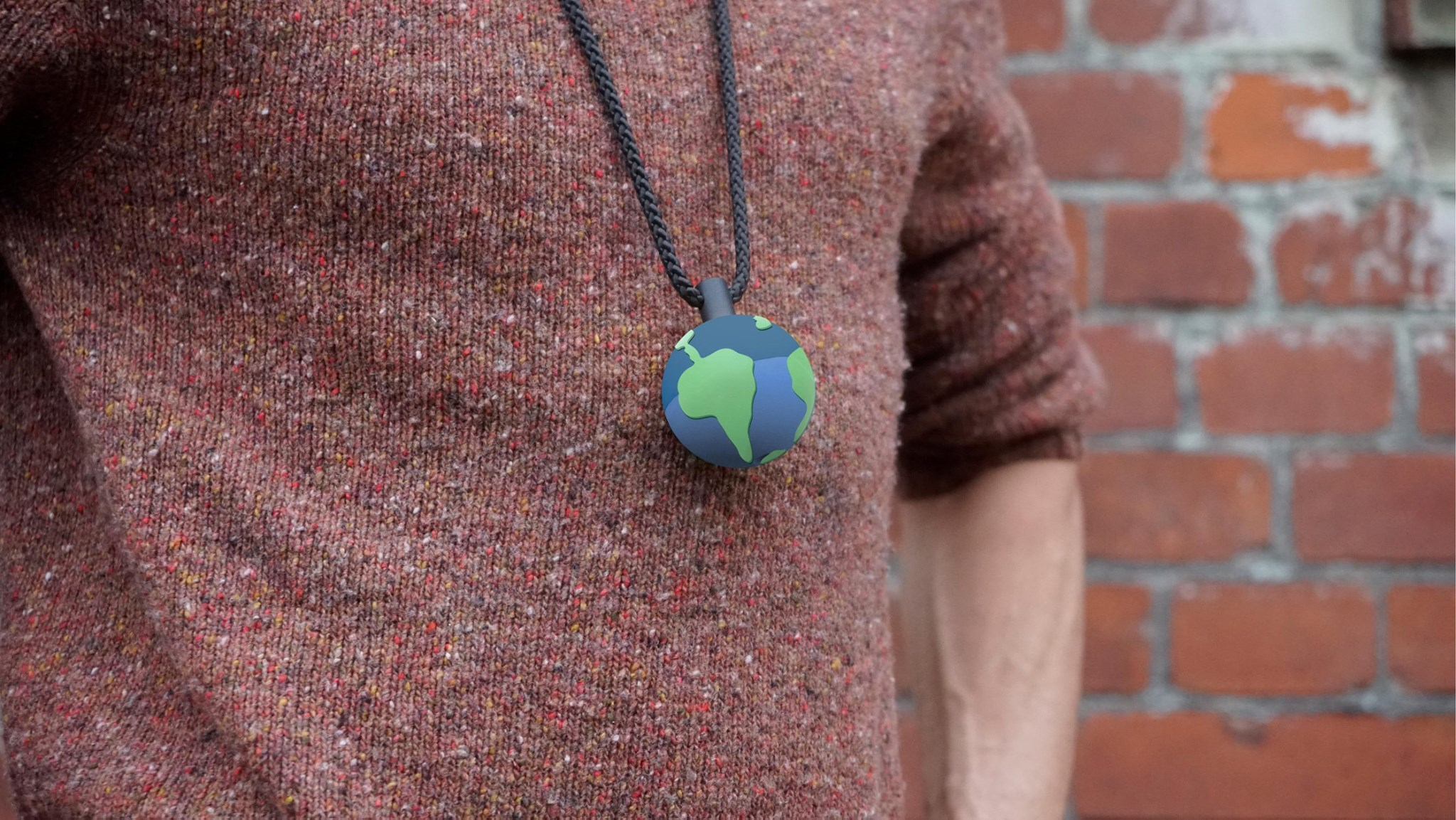 Diesen Ball könnt ihr zum Desinfizieren benutzen. (Foto: KÄFFERLEIN & KÖHNE GmbH & Co. KG)