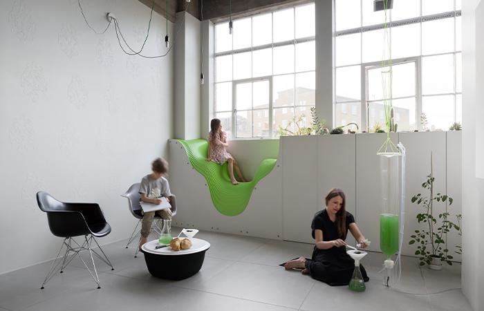BioBombola kann auch ein Lifestyle-Gadget sein. (Foto: ecoLogicStudio)