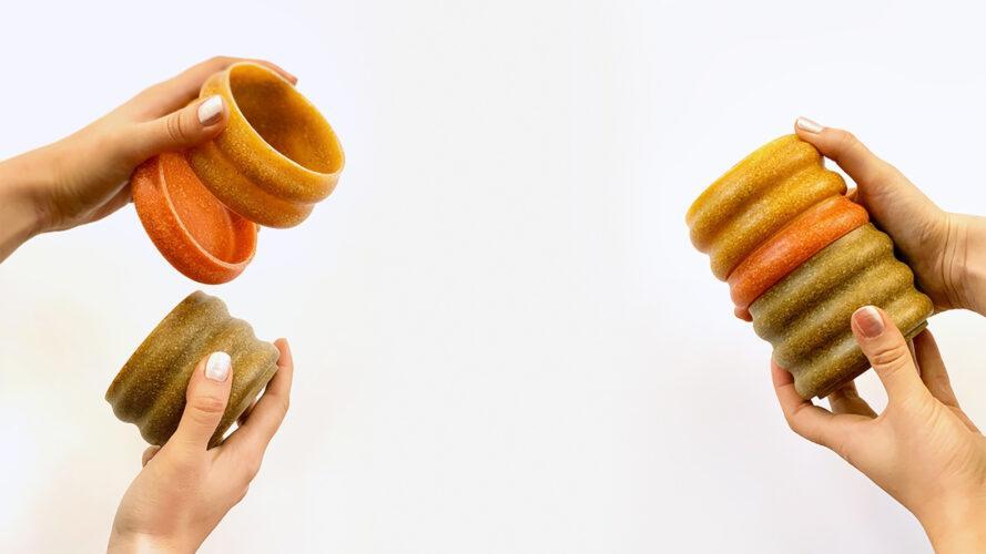 Die Becher können direkt beim Hersteller gekauft werden. (Foto: Ottan Studio)