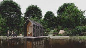 So könnte euer Tiny House aussehen. (Foto: Hello Wood)