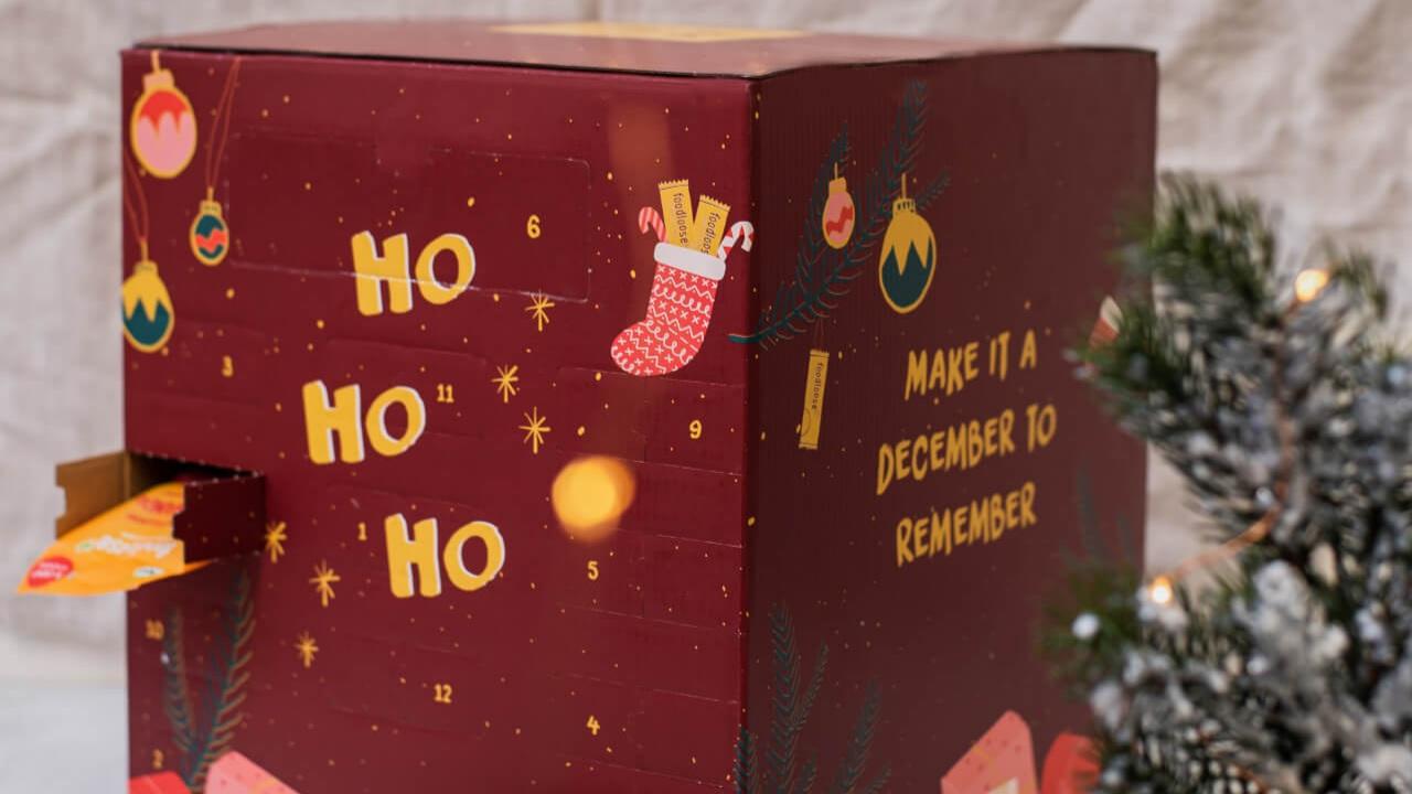 Gute Adventskalender können auch nachhaltig sein. (Foto: Foodloose)