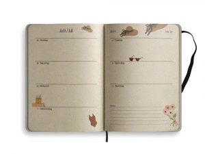 Matabooks - vegane Kalender aus Graspapier (Foto: Matabooks)