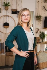 UlStO - Gründerin Ulrike Stolze (Foto: UlStO)