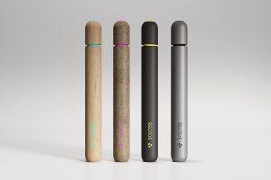 Der Scribit Pen ist ein nachhaltiger Marker, der sich auch kompostieren lässt. (Foto: CRA-Carlo Ratti Associati)