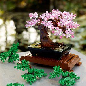 LEGO Bonsai. (Foto: LEGO)